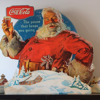 The Coca-Cola Santa Claus