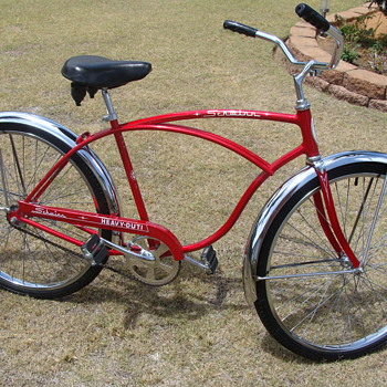 """1971 Schwinn Heavy Duti Survivor""!"