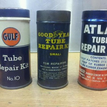 tube repair kits - Petroliana