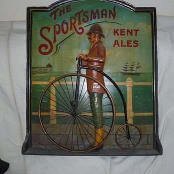 Kent ales sign, info needed please