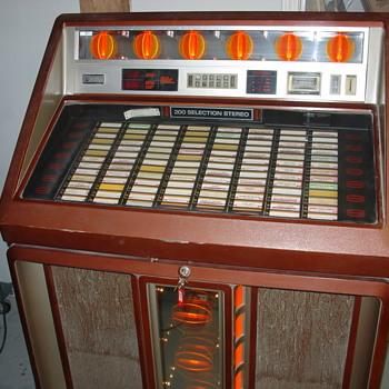 my ROWE/AMI jukebox