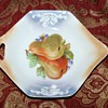 Porcelain Dish with Fruits