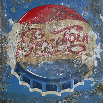 Pepsi-Cola sign - Signs