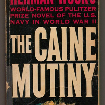 1969 - The Caine Mutiny - Books