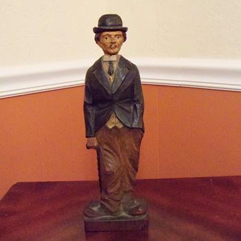 My Charlie Chaplin Wind Up.