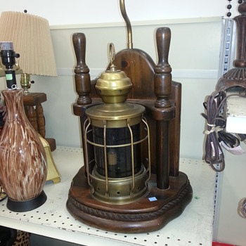 Can someone tell me more about these?  - Lamps