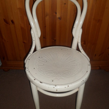 £5 chair I bought today :)