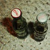 MINATURE COCA COLA BOTTLES