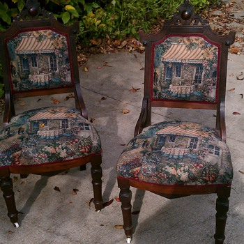 family antiques - Furniture