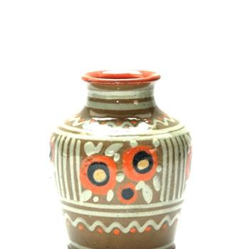 small art deco vase by LEON ELCHINGER
