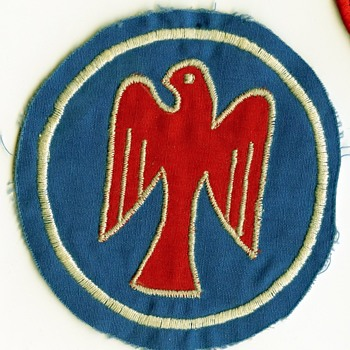 Unknown patch