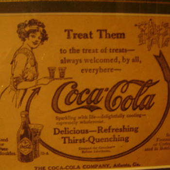 Coca-cola Periodical Advertisement - Coca-Cola