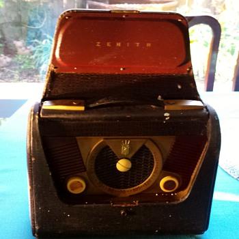 zentih h530 radio