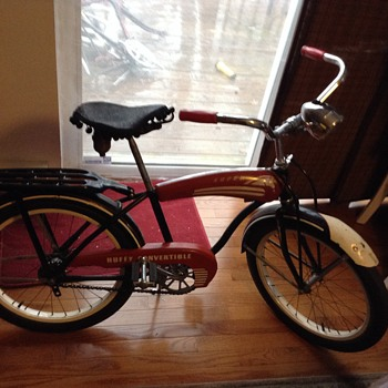 "My little 1966 convertible Ross"" bike - Sporting Goods"