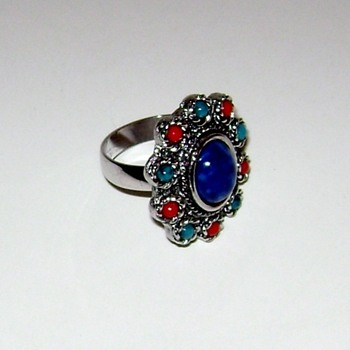 Sarah Coventry Ring - Navajo