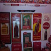 1930's Coca-Cola CARDBOARD Display!!!!