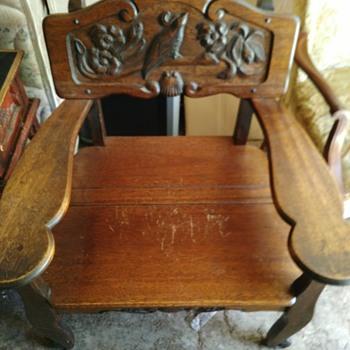 Nifty chair - Furniture