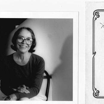 Natalie Babbitt Author of book/movie Tuck Everlasting - Photographs
