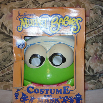 muppet babies halloween costume - Advertising