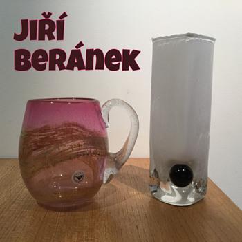 JIRI BERÁNEK - STUDIO FOUKANÉHO SKLA. - Art Glass