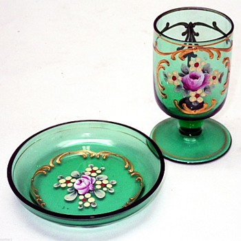 German Glass, U.S.Zone 1945-1949