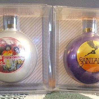 Rock-N-Roll X-Mas bulbs! - Christmas