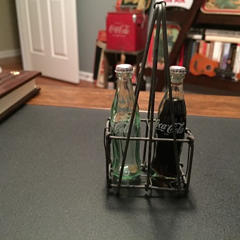 Mini Coke bottles