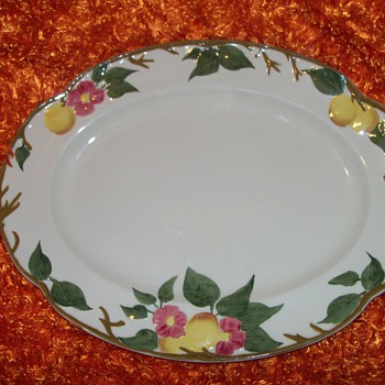 Peachbloom Plater #11 made - China and Dinnerware