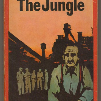1950 - The Jungle - Books