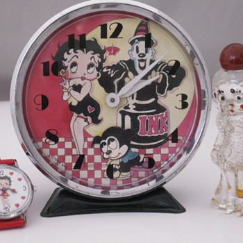 Betty Boop - Wristwatches