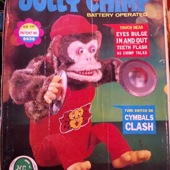 Jolly Chimp Creeptastic! - Dolls