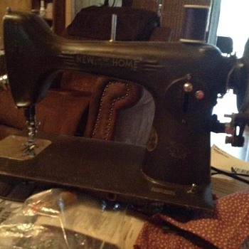 Quilting machine - Sewing