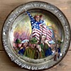WW2 British Mess Tin, American Painting