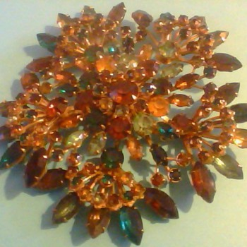 ~~Huge Brooch~~ - Costume Jewelry
