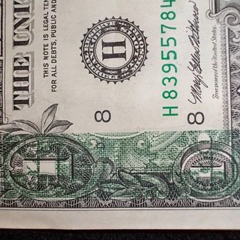 Who know&#039;s about Overprints? - US Paper Money