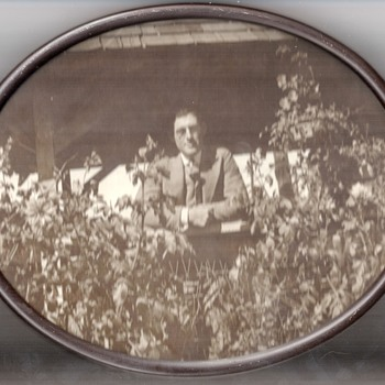 c1920s  F.D.R. or Joe Blow? From Earl Dodge Collection.
