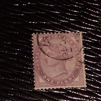 British stamp - Stamps
