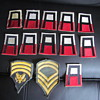 &quot;A&quot; Military Patches
