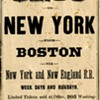 Traintable. May 3, 1880 New York and New England R.R., Norwich Branch