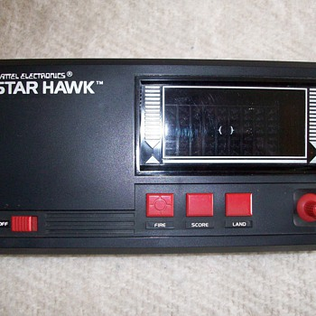 An Early Example Of Hand Held Video Games