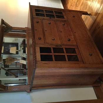 Oak Buffet/Sideboard? - Furniture