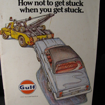 "GULF ""How not to get stuck when you get stuck"" Book"