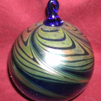 Glass Ornament by ?????
