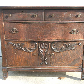 Wooden Dresser /Buffet ?