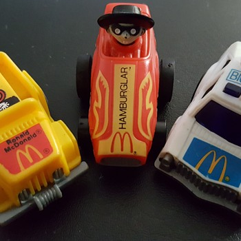 Mac cars.  I have 5 of them.