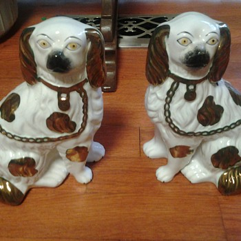 These Old Dogs... - Art Pottery
