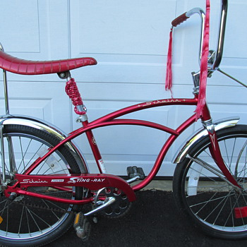 1976 Schwinn Junior Sting-Ray