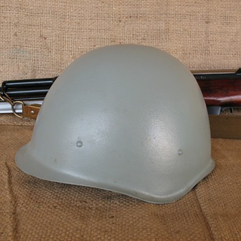 Russian Navy Ssh40 Steel Helmet