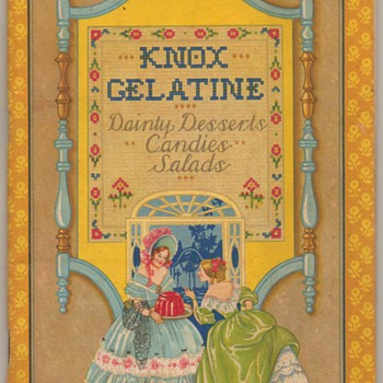 1931 - Knox Gelatin Recipe Book