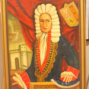 Unknown Painting of a Spanish Subject (I think)
